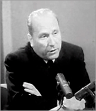 Jean-François Revel en 1968 (Interview Radio Canada)