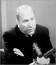 Jean-François Revel en 1968 (Interview Radio Canada)